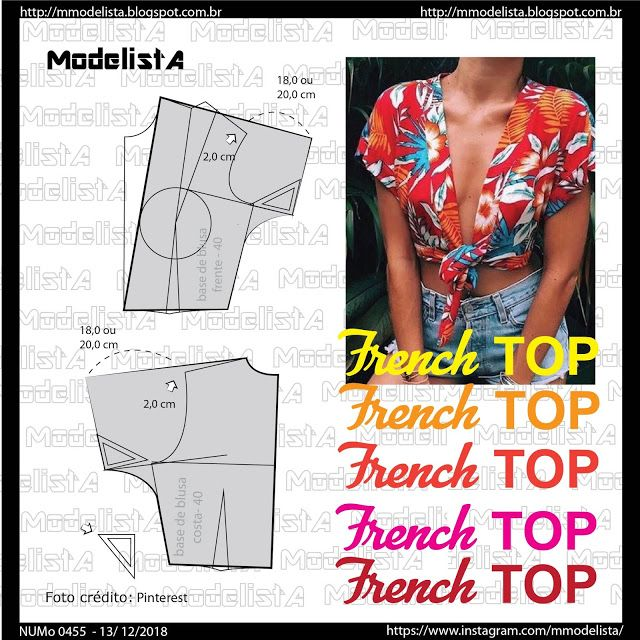 POST No 0455 FRENCH TOP