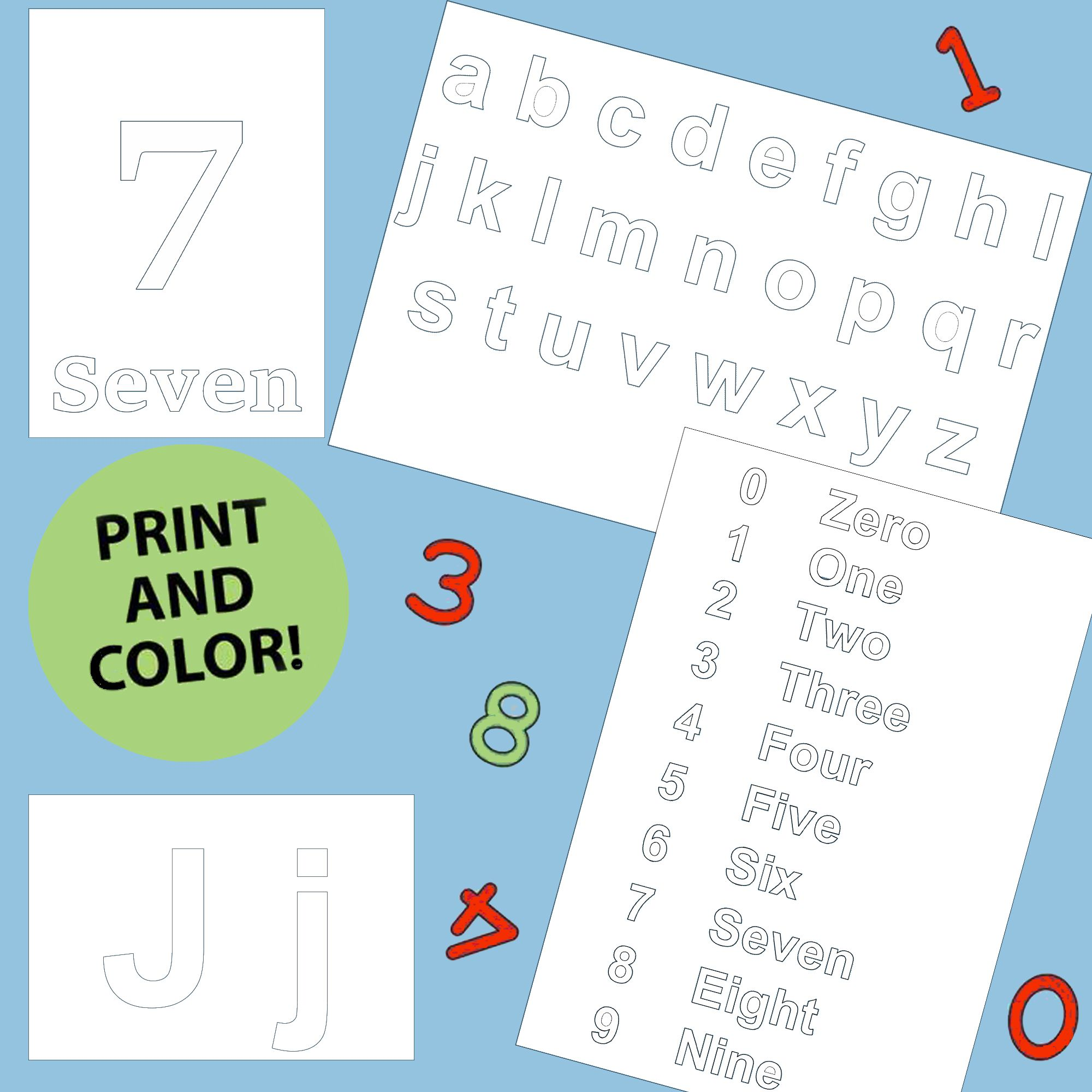 Abc Numbers Baby Shower Coloring Pages Printable Bundle Etsy Baby Shower Activities Baby Shower Homeschool Activities [ 2000 x 2000 Pixel ]