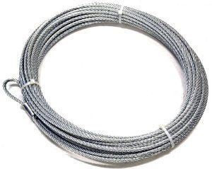 Warn 15712 Replacement Wire Winch Rope 3 8 In X 125 Ft By Warn 136 13 From The Manufacturer Damaged Winch Accessories Rope How To Make Rope