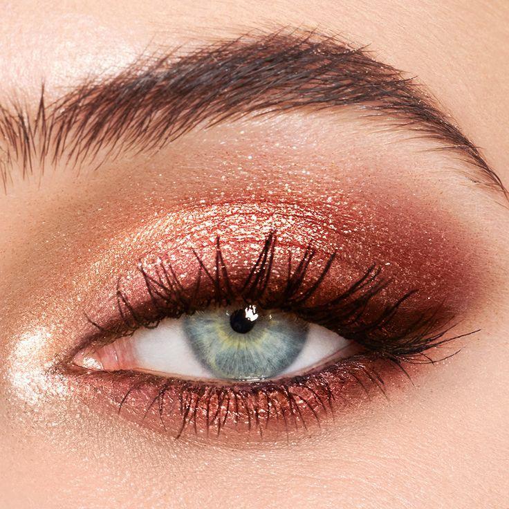 Pillow Talk - Luxury Palette Of Pops - Pink Glitter Eyeshadow | Charlotte Tilbury