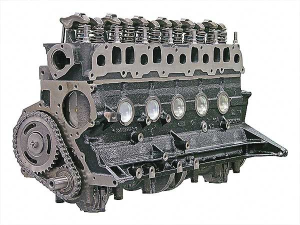 Mopar Performance 47l Stroker Longblock Retrofit Engine To