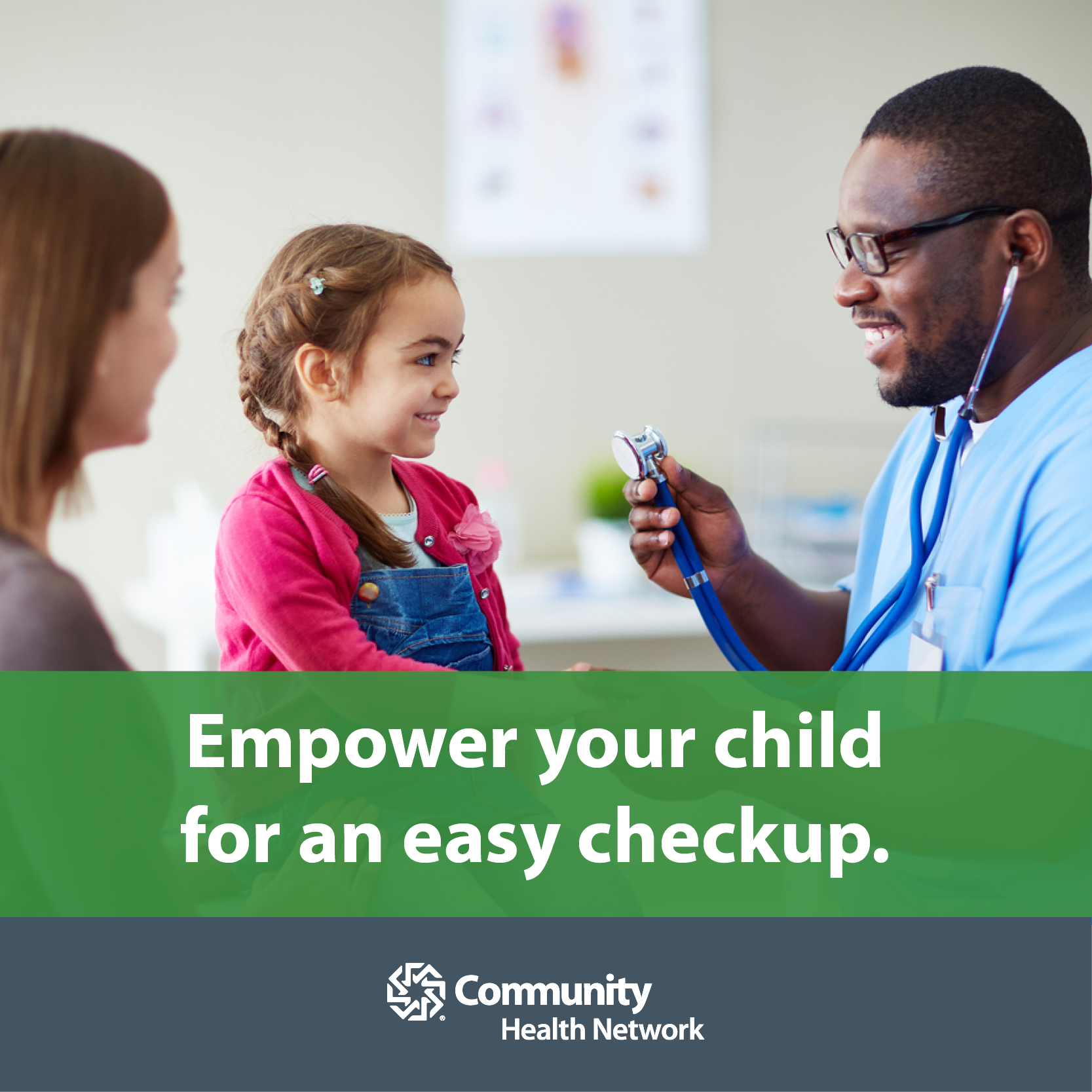 Is your child scared of going to the doctor? Try these