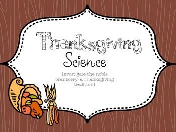 thanksgiving science activities for the classroom thanksgiving classroom activities science. Black Bedroom Furniture Sets. Home Design Ideas