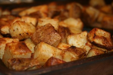 Oven Fried recipe