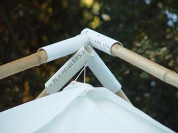 Foldable Tensegrity Tent & Foldable Tensegrity Tent | Give me shelter | Shade structure Tent ...