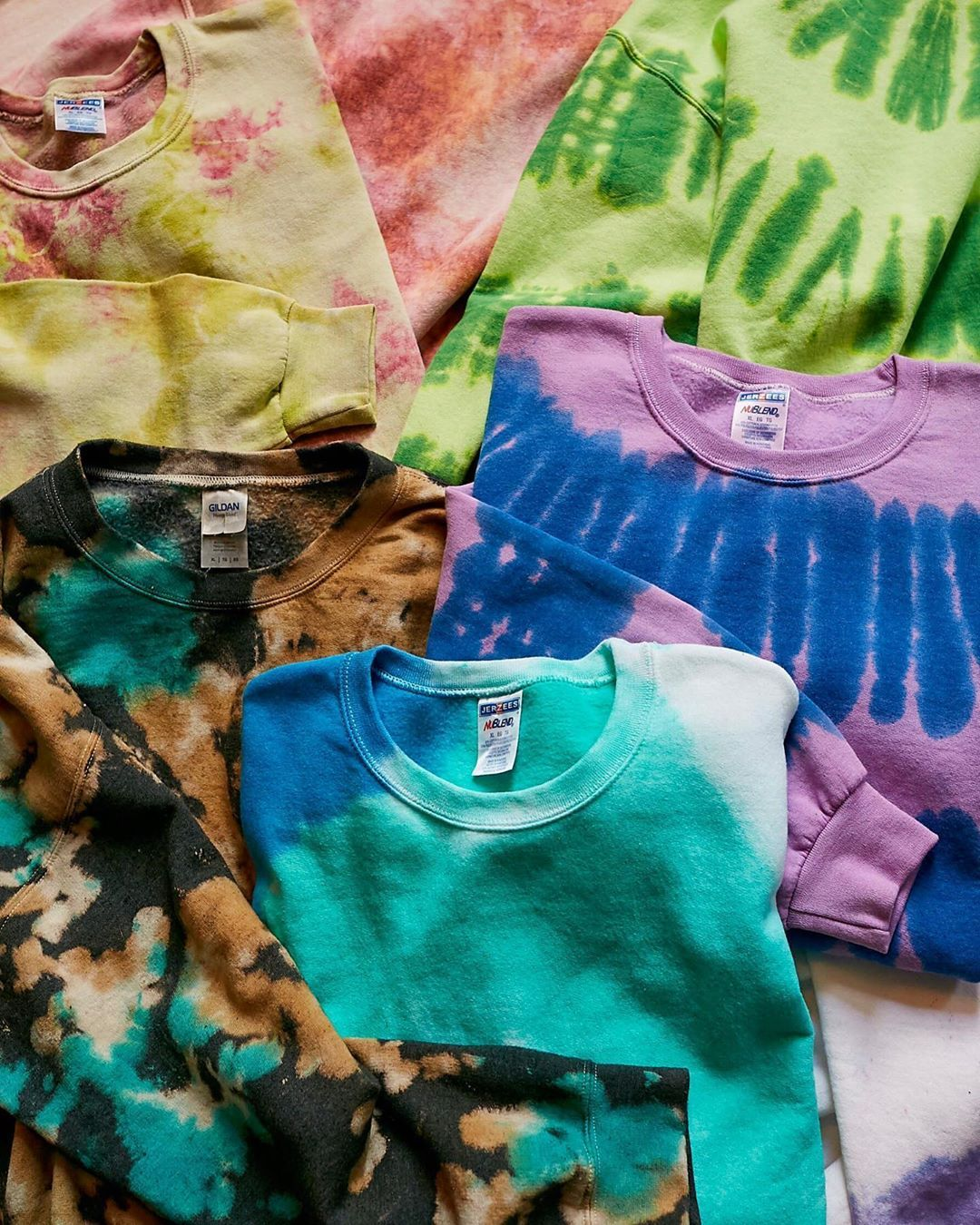 Urban Outfitters On Instagram You Know That One Sweatshirt You Won T Let Anyone Else Borrow The One You Bring Everywh Sweatshirts Tie Dye Tie Dye Sweatshirt [ 1350 x 1080 Pixel ]