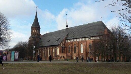 Кенигсберг. Кафедральный собор.