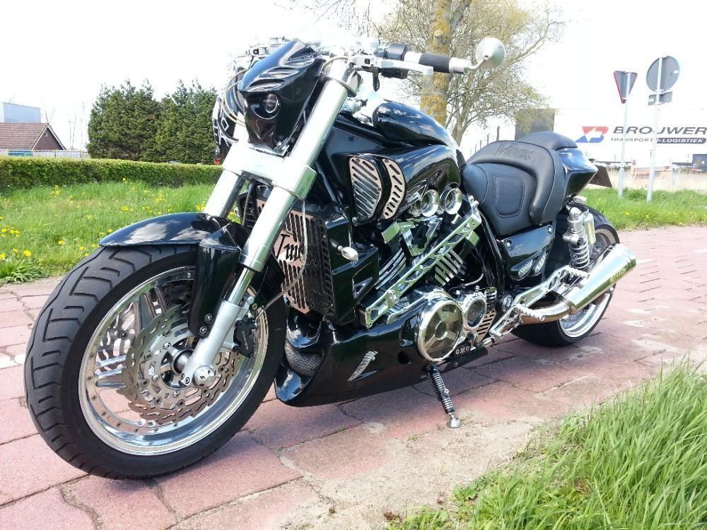≥ V-max custom yamaha vmax custom - Motoren   Yamaha