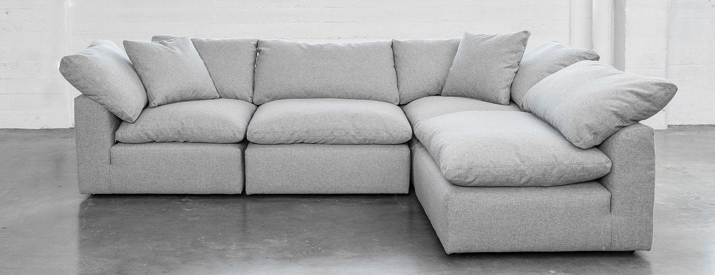 Bryant L Sectional 4 5 Stars White Sectional Sofa Home Decor Sale Sectional