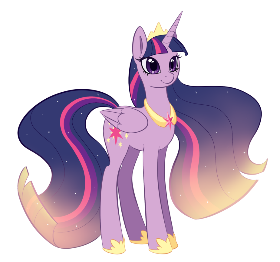 Older Princess Twilight By UncertainStardust