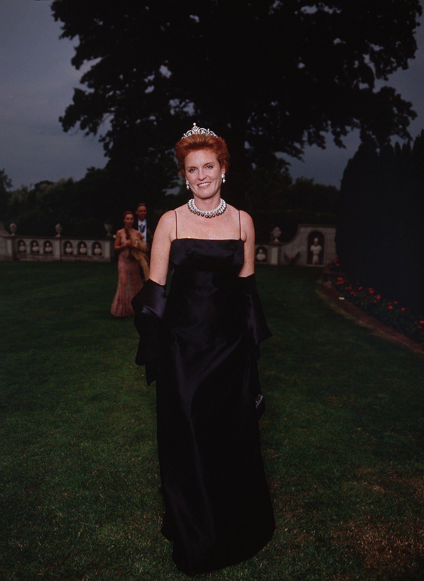 The Fascinating Story Behind Sarah Ferguson's Wedding