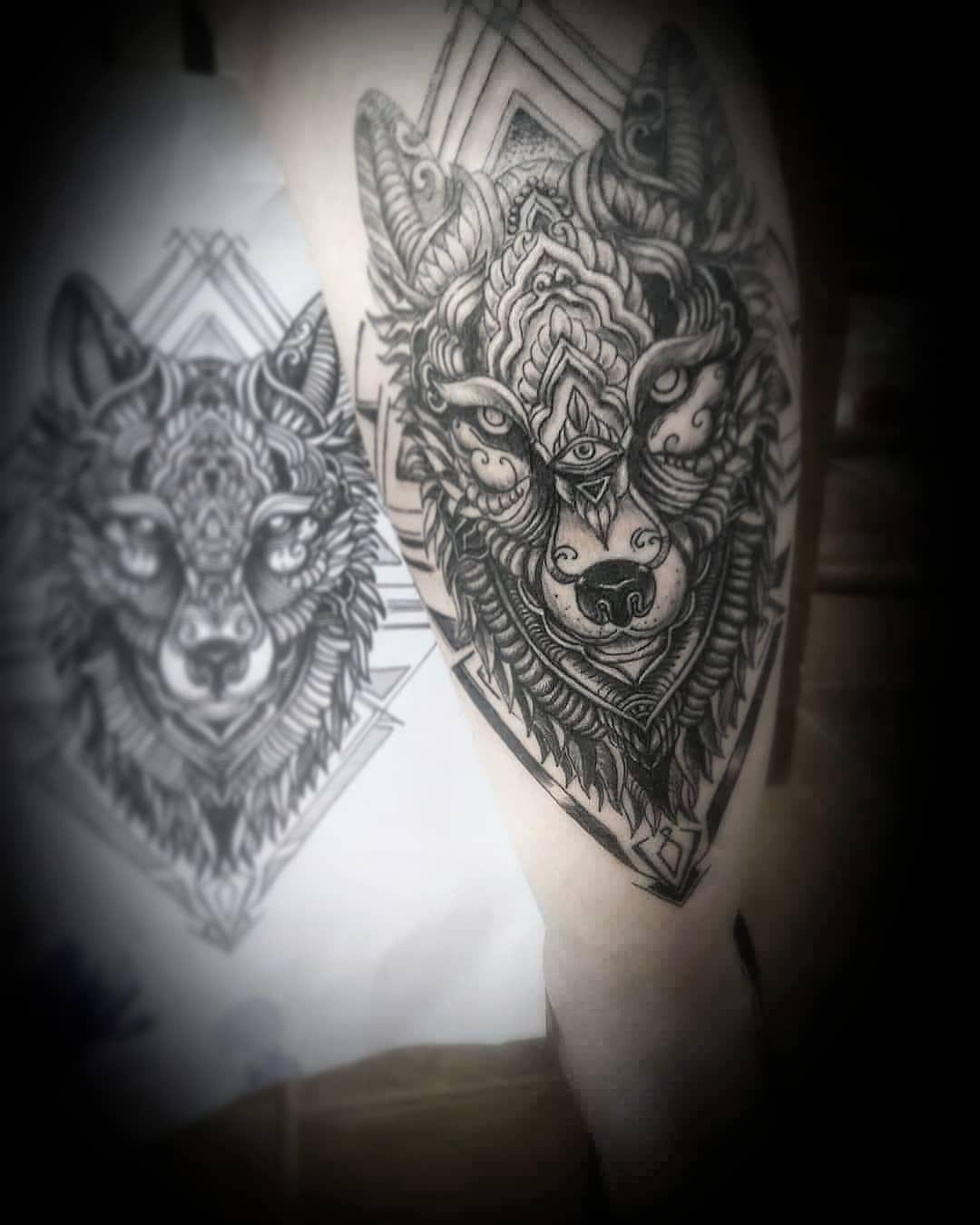 #throwback #2 years ago #tattoo #tattoos #tattooed #wolf #wolftattoo #blackandgraytattoo #tattoostyle #instatattoo #ink #inklove #inkedlife #inked #inkedgirls #inkedmoms #tattoolifestyle #tattoolovers #tattooaddict #thessaloniki #skg