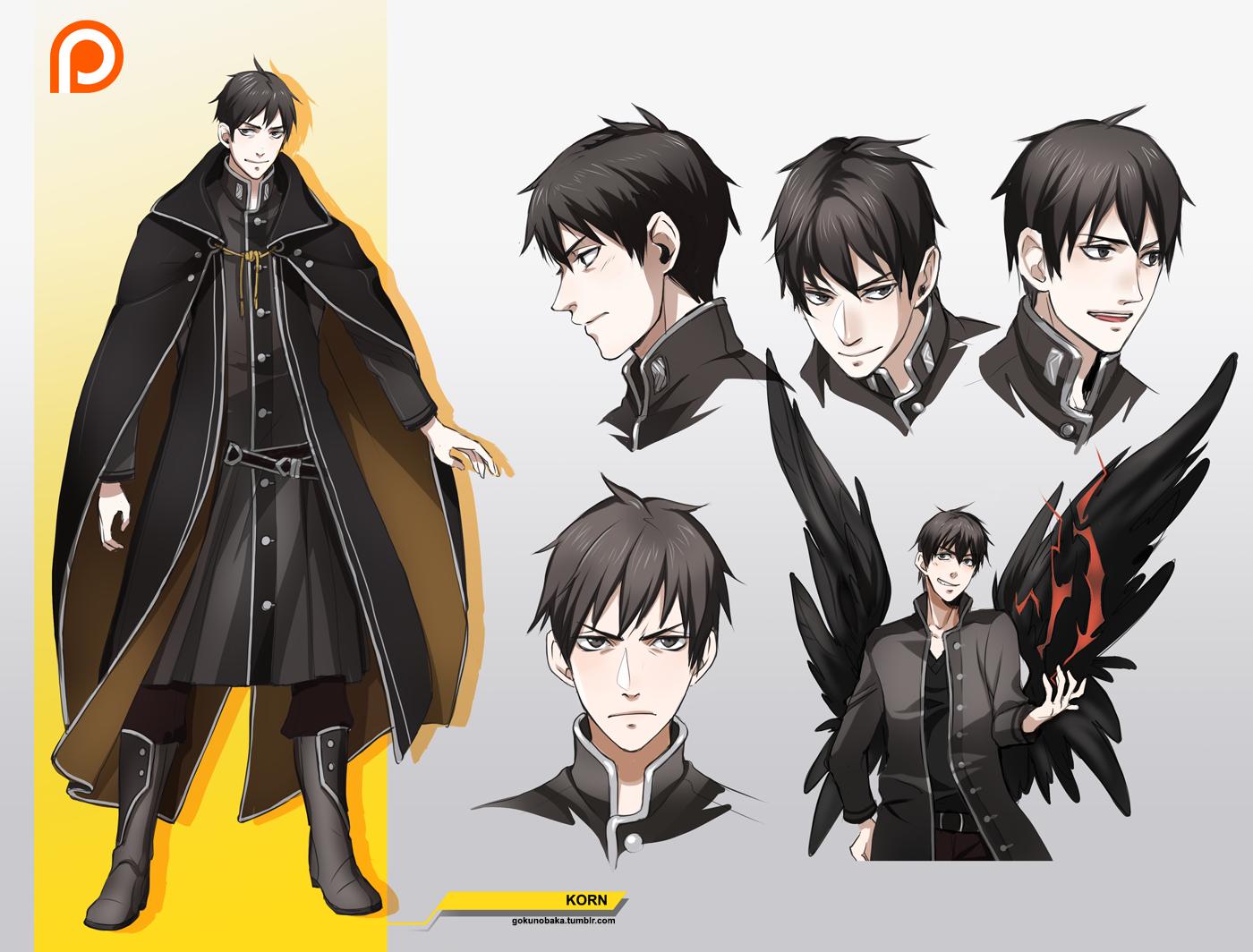 Korn Character Design Character Design Character Design Male Character Design Animation