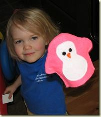 Simple hand puppets for kids