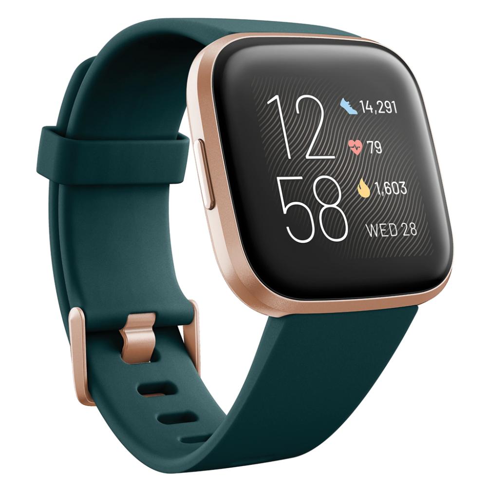 Fitbit Versa 2 Smartwatch In 2020 Fitness Smart Watch Smart Watch Fitbit