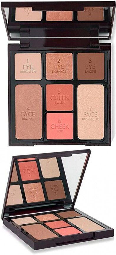 b76c6822e5fe6 Charlotte Tilbury Limited Edition Instant Look in a Palette BEAUTY GLOW