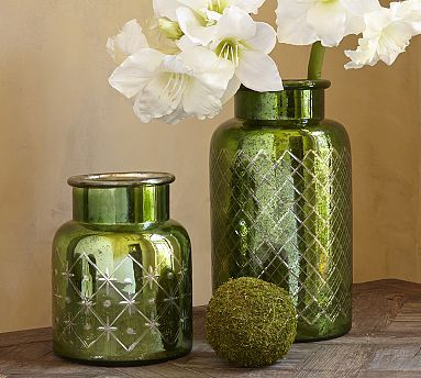 Diy Project Will Turn This Tall Green Vase Into A Lamp Everett