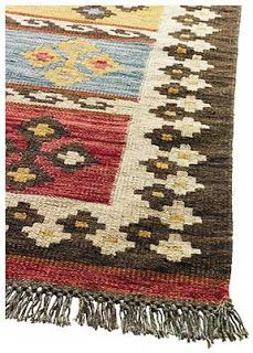 Ikea Kubic Bohemian Rug Weaving Decor