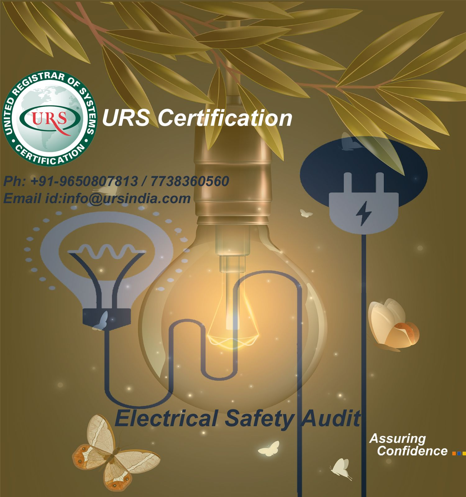Electrical safety audit helps in the Verification of