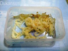 Recetas Dukan - Dukansusi: Como pochar cebolla en el microondas sin aceite