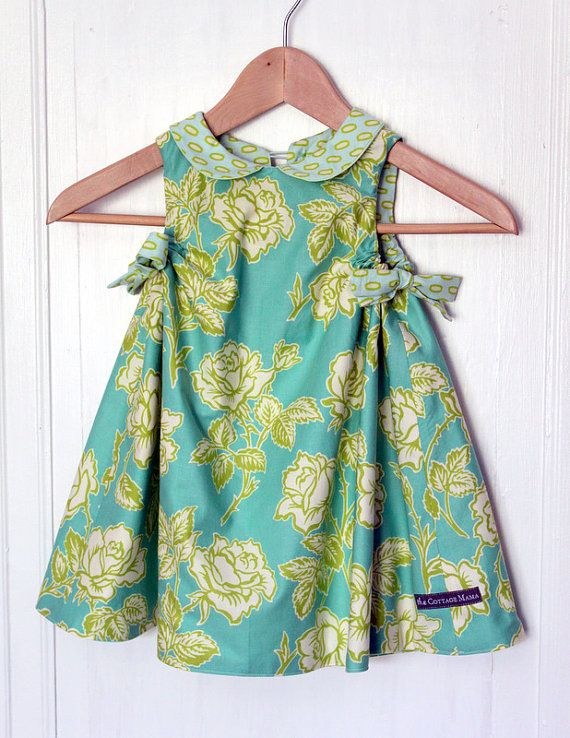 d204ae4b161a vintage inspired girl s dress