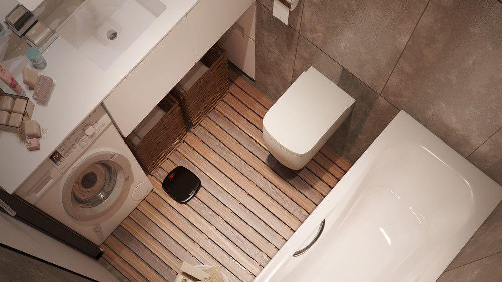 WOOD - SMART&MINI. Квартира до 30 кв. метров | PINWIN - конкурсы для архитекторов, дизайнеров, декораторов