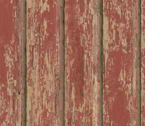 Barnboard Wallpaper For The Vaulted Ceilings