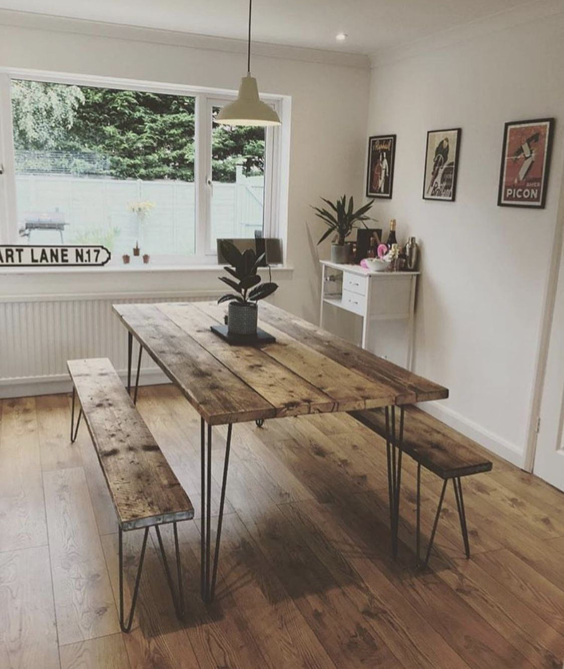 Pin By Will Barber On Inspiration Decor Diy Dining Room Table Reclaimed Dining Table Industrial Dining Table
