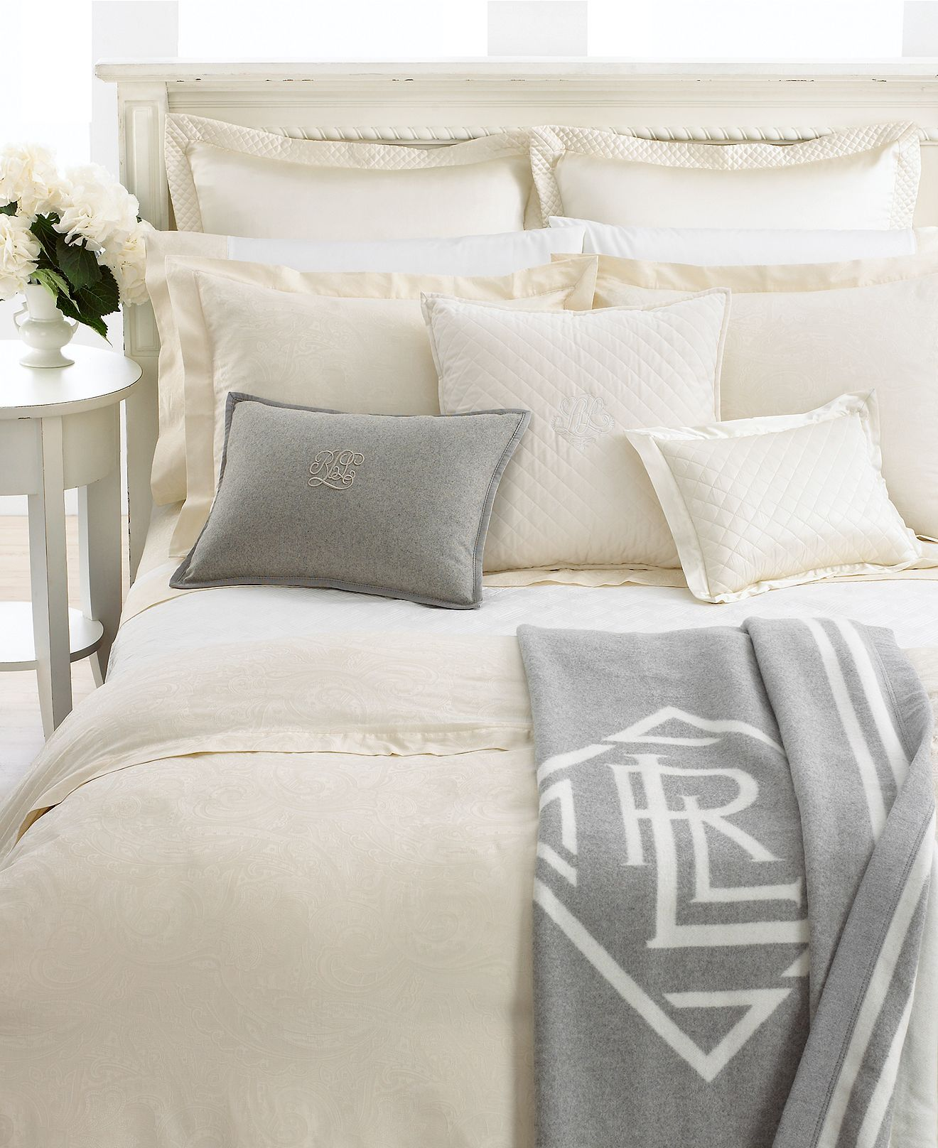 Ralph Lauren Bedding Bedroom Pinterest Bett Haus And Rund Ums