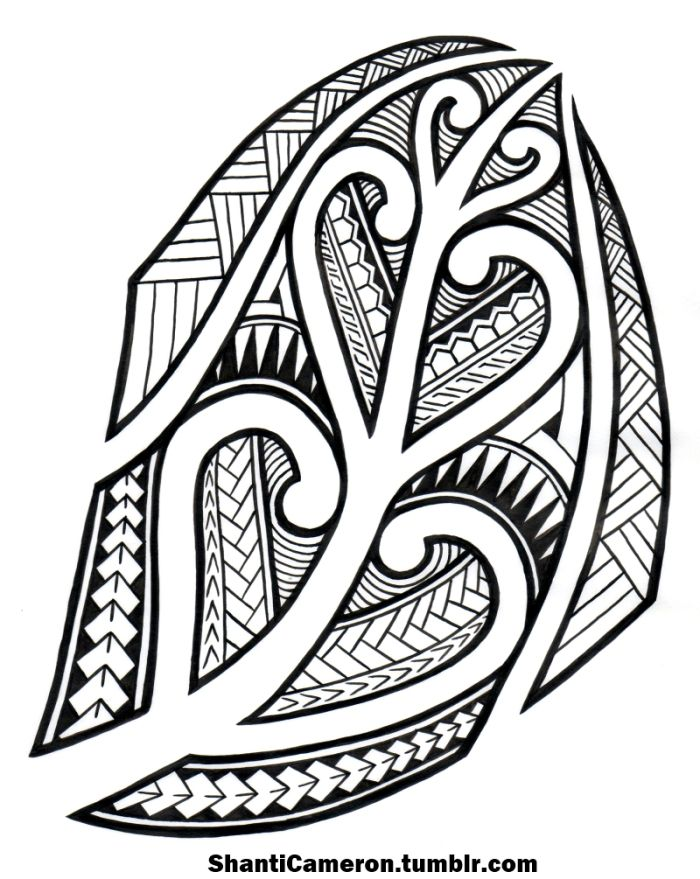 100 Desenhos Tribais Desenhos Maori Tatuagens Tribais Havaianas