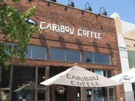 Caribou Coffee In Village To Convert To West Coast Chain Caribou Coffee Coffee Mug Holder Expensive Coffee