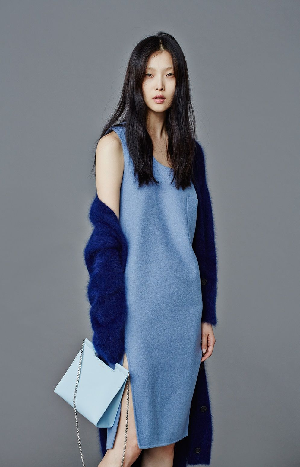 """parasoli: """" """" Kim Sunghee for Low Classic Fall 2014 collection """" """""""