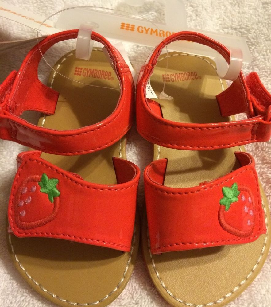 Gymboree NWT Choice of Flip Flop Sandals Shoes  Different syles to choose from