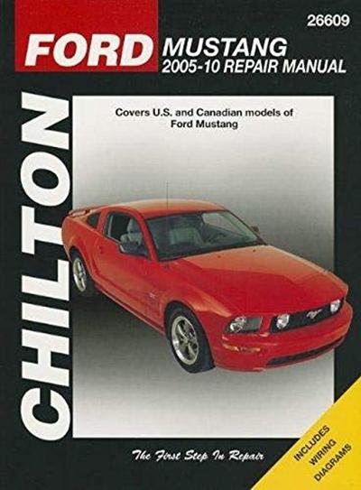 Chilton Total Car Care Ford Mustang 2005 2010 Repair Manual Chilton S Total Care Care By Chilton Cengage Learning Ford Focus Chilton Repair Manual Repair Manuals