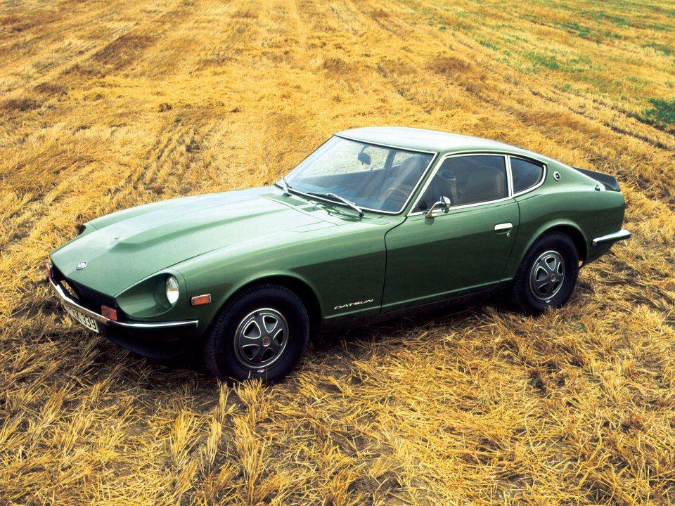 nissan datsun 260z 1974.фото