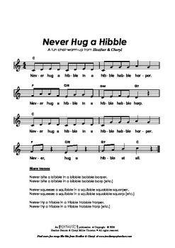 Fun Choir Warm-Ups for Modern Kids | Teachin' | Choir warm