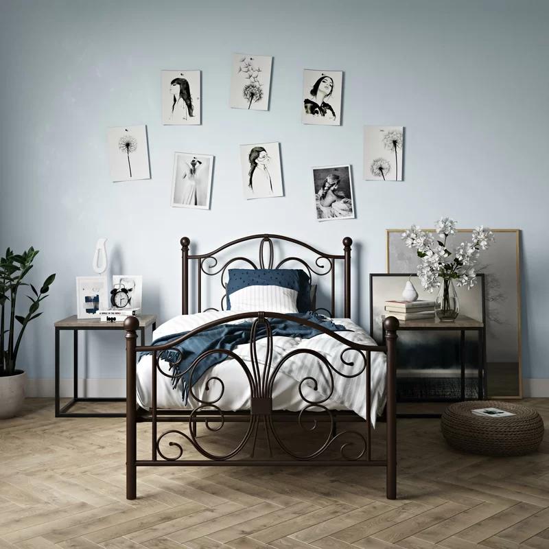 Fleur De Lis Living Pattonsburg Platform Bed & Reviews