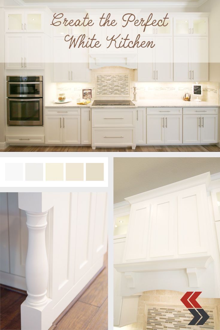 White Is A Timeless Choice For Cabinetry And There Are Countless Color Variations Of White That You Can Use Kitchen Design Timeless Kitchen Home Decor Kitchen