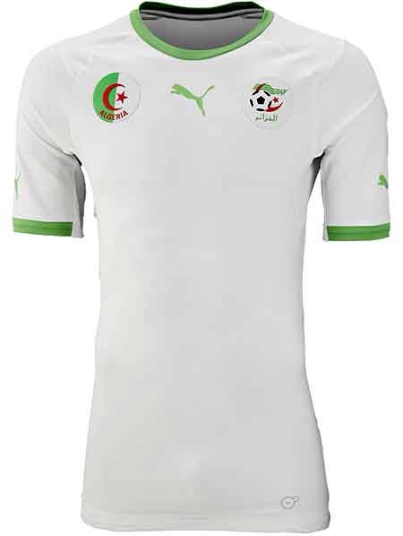 Argelia Por Puma World Cup Shirts World Cup Jerseys World Cup Kits