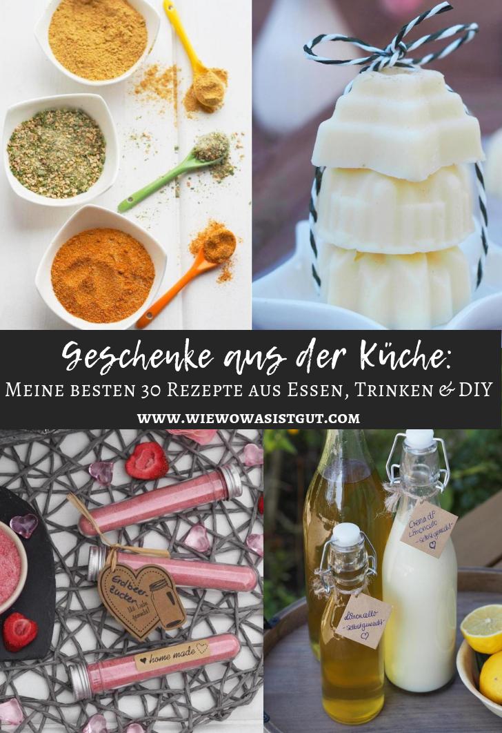 Geschenke aus der Küche - meine besten Rezepte {DIY / Essen / Trinken} - Food