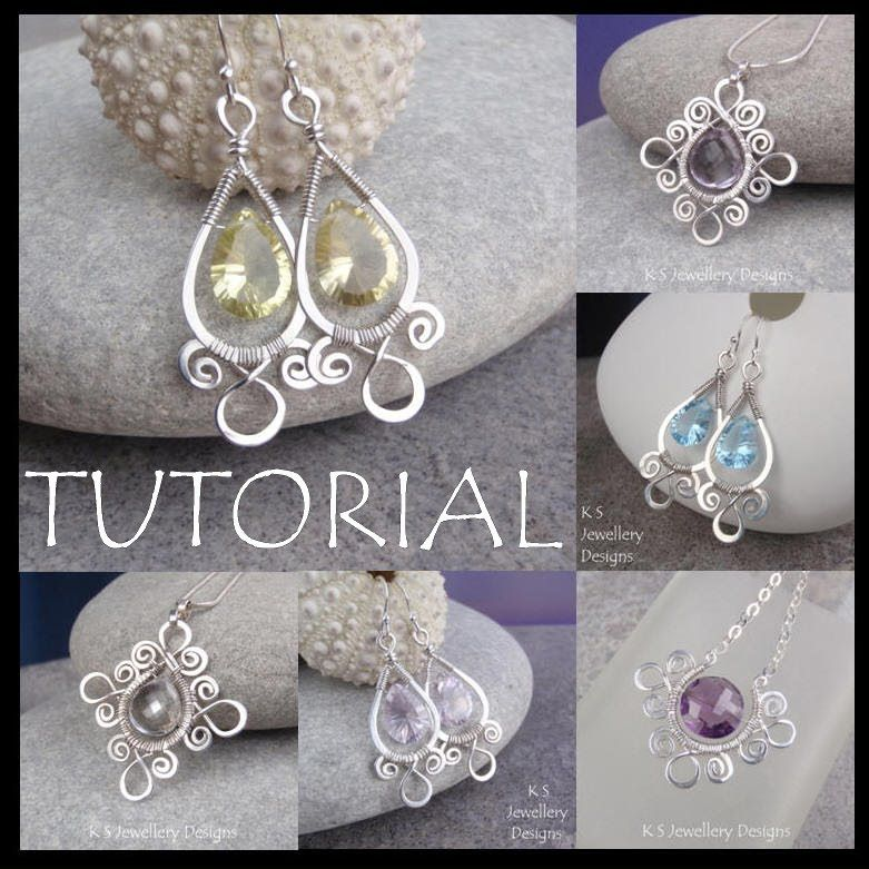 bead and wire jewelry projects wire jig patterns. Black Bedroom Furniture Sets. Home Design Ideas