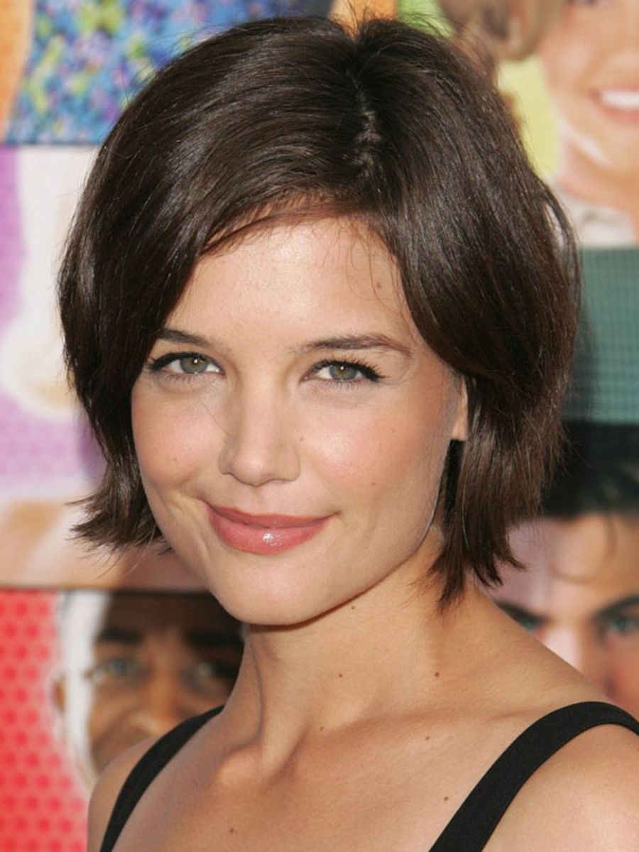 The Best Hairstyles For Thin Blonde Hair Katie Holmes Hair
