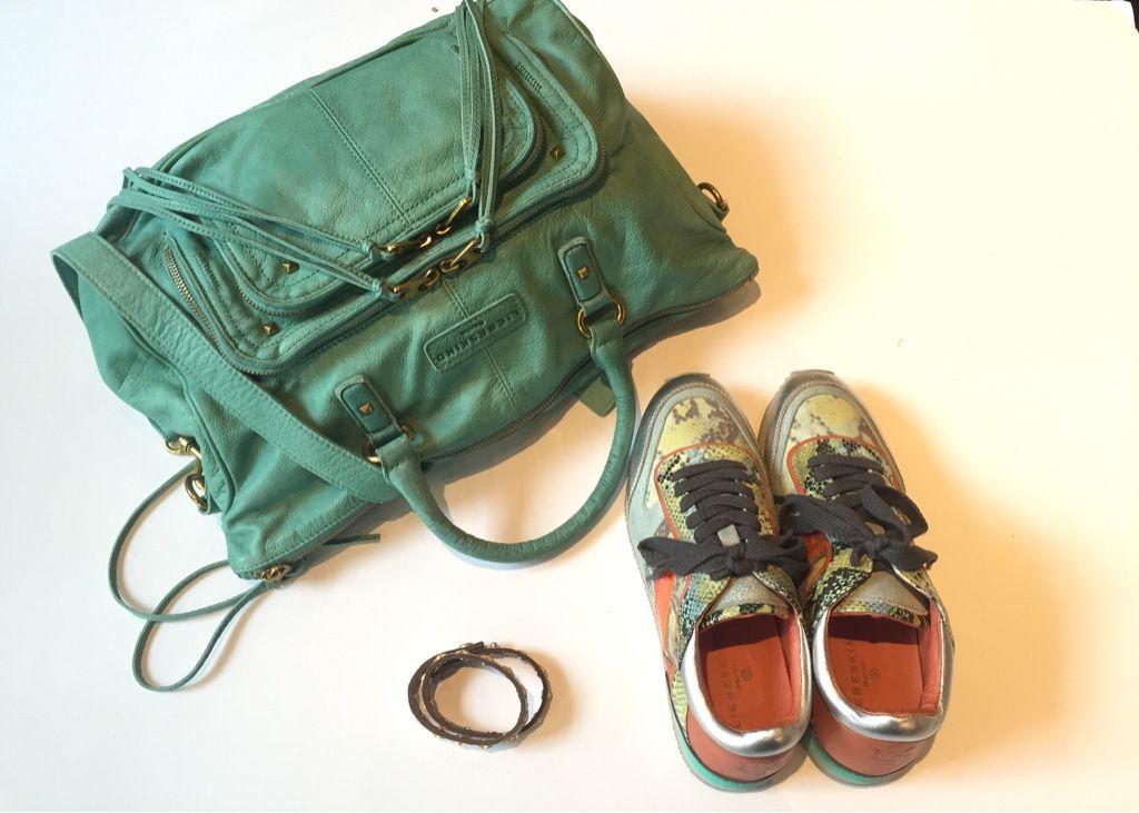 Esther F Handbag In Mint Liebeskind Bracelet And Ls0021 Sneaker Http De