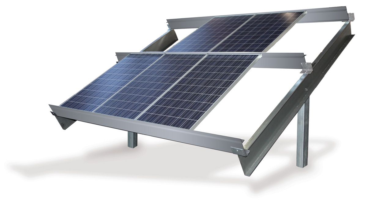 Jupiter III Ground Mount (With images) Roof solar