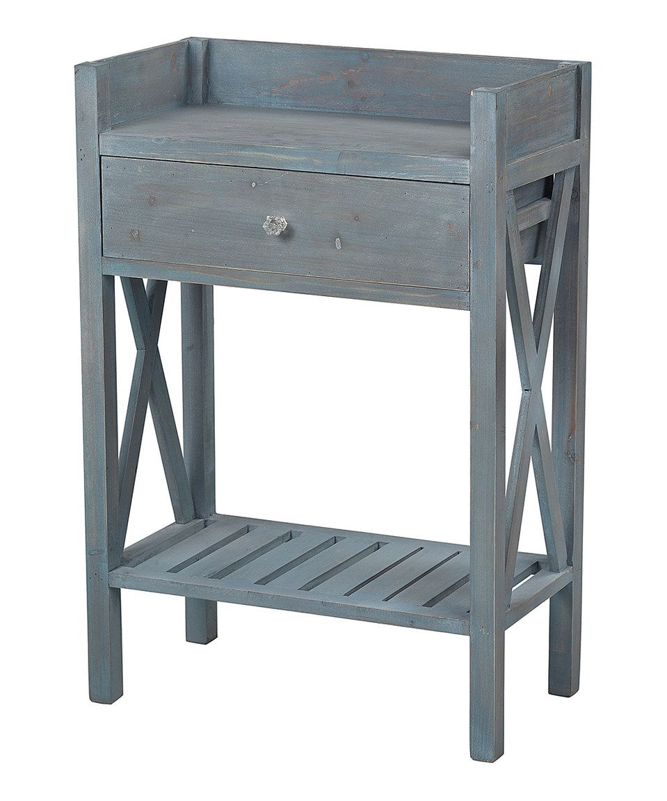 Look what I found on #zulily! Beachcomber Side Table by Elk Lighting #zulilyfinds