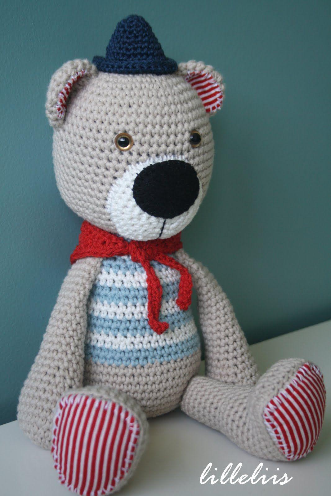 Gustav the Sailor teddy