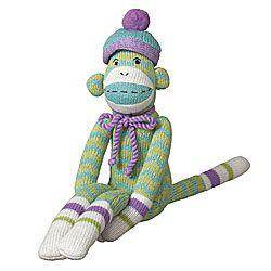 Genuine Monkeez! Milo (Small Monkey)