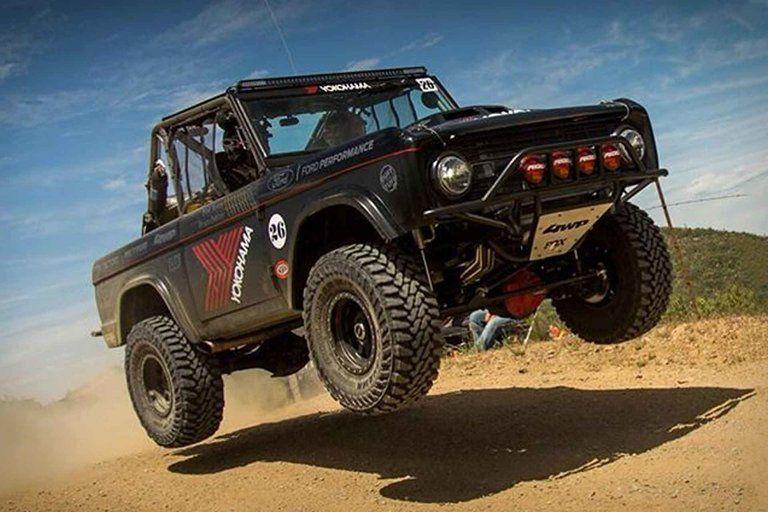 Caballo Del Diablo 1968 Ford Bronco Truck Ford Bronco Bronco