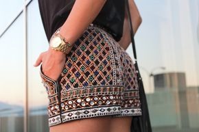 Short vestir