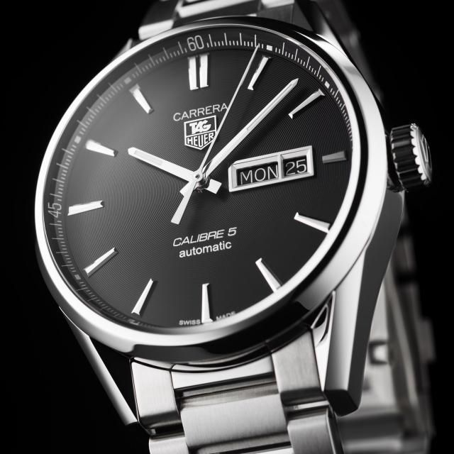 TAG HEUER CARRERA Calibre 5 Day-Date in 2019 | tick tack ...